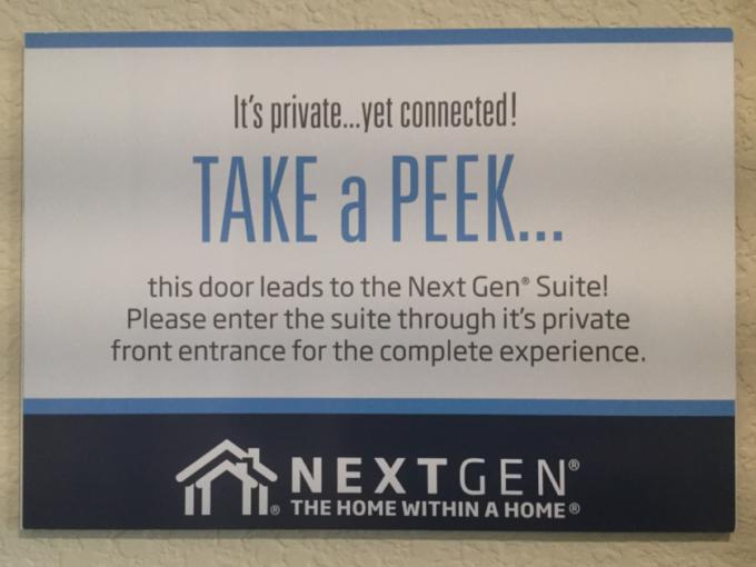 next gen home in Parker