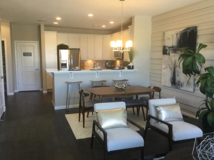 New home at Murphy Creek in Aurora