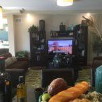 Family room in Riviera model at Fairway Villas at Green Valley Ranch in Denver