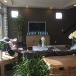 Great room of Telega model at Green Valley Ranch in Denver