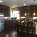 Kitchen in Augusta model Fairway Villas at Green Valley Ranch in Denver