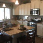 Kitchen in Montpelier model at Green Valley Ranch in Denver