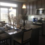 Kitchen and Dining in Julesberg model at Green Valley Ranch in Denver