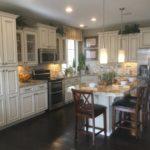 Kitchen Cypress model Fairway Villas at Green Valley Ranch in Denver