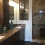 Master bath in Riviera model at Fairway Villas at Green Valley Ranch in Denver