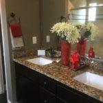 Master bathroom of Surrey Model at Green Valley Ranch in Denver