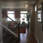 Entry way in Lansford model at Green Valley Ranch in Denver