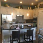 Kitchen in the Salida model at Stapleton in Denver