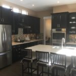 Kitchen of Speer Model by Thrive at Stapleton in Denver