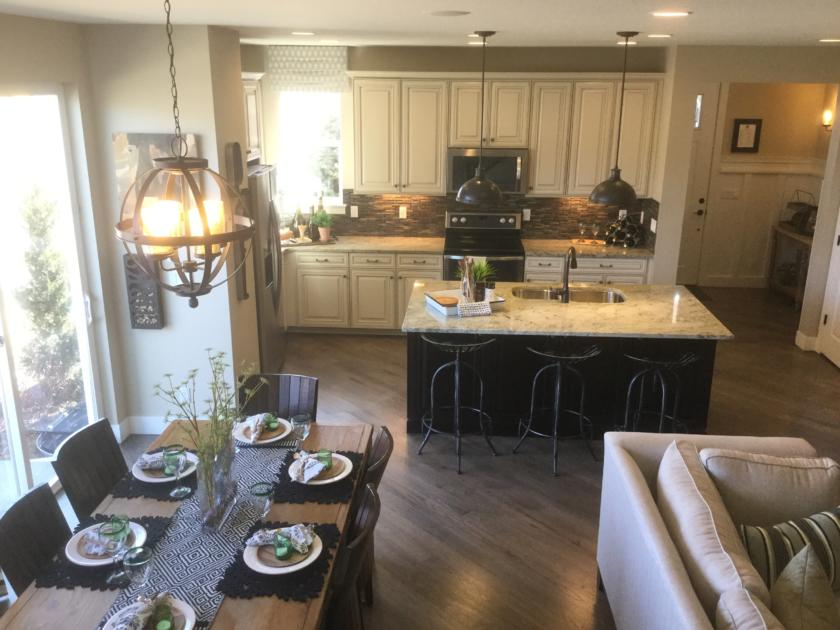 enjoyable kb homes pictures. Main living of the Cedar model by KB Homes at Stapleton in Denver New Paired