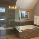 Master bath of Hale Model by Thrive at Stapleton in Denver