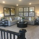 Loft of the Yorktown model home by Richmond at Cobblestone Ranch in Parker Colorado