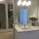 Bathroom of Signature 5 model by Brookfield Residential at Sterling Ranch in Littleton Colorado