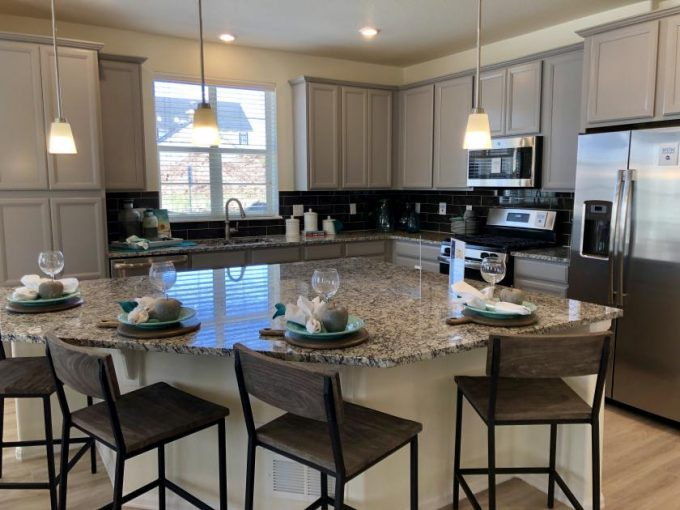New homes at Sterling Ranch in Littleton Colorado - Elements collection by Lennar