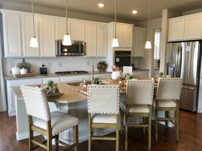 New homes in Aurora Colorado at Blackstone by Lennar