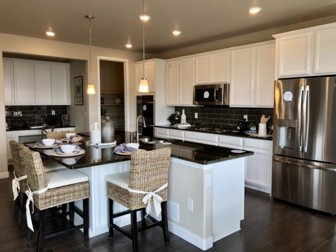 New homes in Parker Colorado Lennar at Dove Village