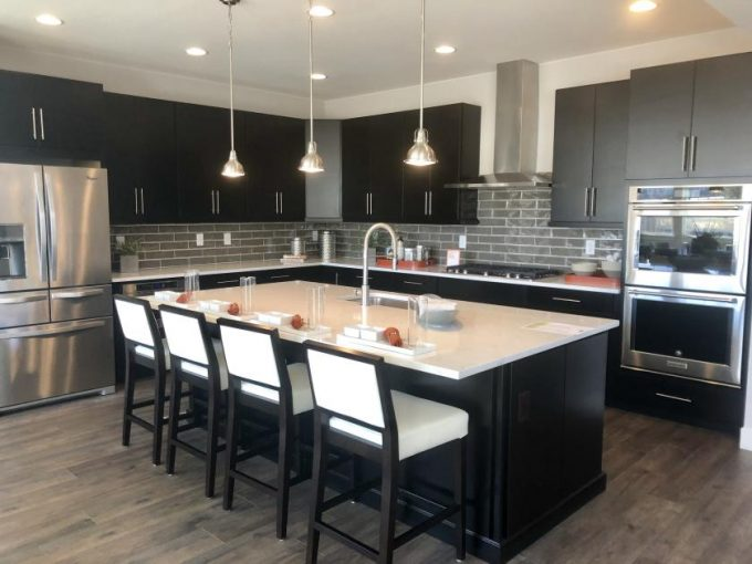 New homes in Aurora Colorado at Southshore by William Lyon Homes