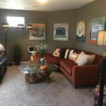 Flex Space of Cortez model at Vista Point at Green Valley Ranch in Denver.