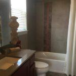 Bathroom of Clarkson model at Stapleton in Denver