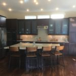 Kitchen of Hale Model by Thrive at Stapleton in Denver