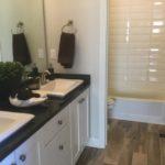 Bathroom of Residence 350 by Century Communities at Littleton Village in Littleton Colorado