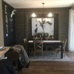 Dining room of Residence 350 by Century Communities at Littleton Village in Littleton Colorado