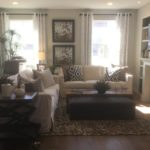 Great room of Residence 350 by Century Communities at Littleton Village in Littleton Colorado