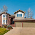 Home for sale in Parker - Pinery - on the golf course with lake views