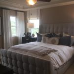 Bedroom of the Hopewell model by Richmond at Cobblestone Ranch in Castle Rock Colorado