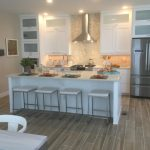 Kitchen 1 of Signature 5 model by Brookfield Residential at Sterling Ranch in Littleton Colorado