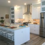 Kitchen of Signature 5 model by Brookfield Residential at Sterling Ranch in Littleton Colorado